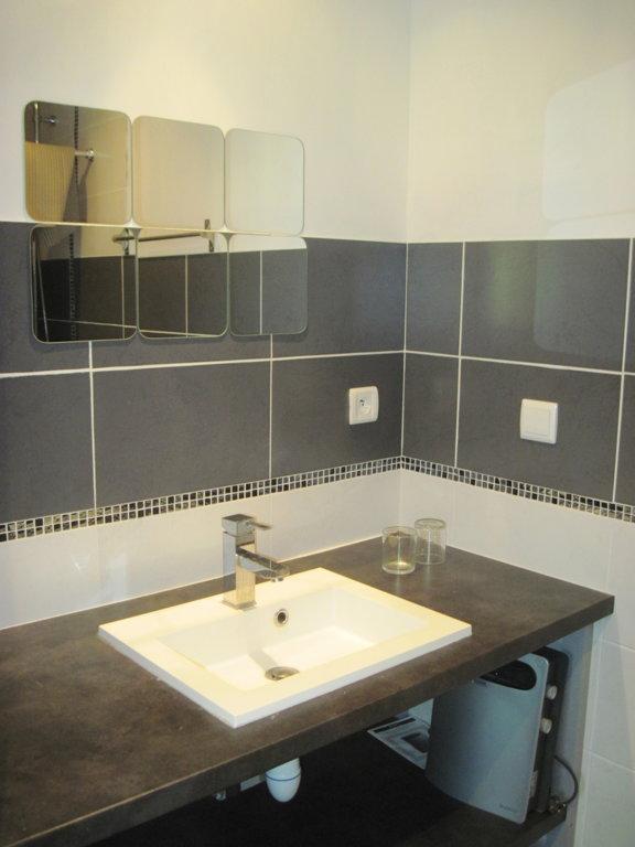 Salle de bains du gîte La Gogane à Val du Layon - Anjou - Val de Loire